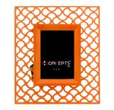 Porta Retrato Naranja 24x28.5cm Concept