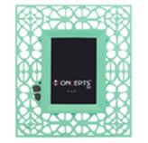 Porta Retrato Verde Claro 24x28.5cm Concept