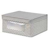 Caja Organizadora con Tapa Axis  Interdesign
