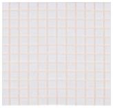 Mosaico de Vidrio Blanco 32.4x32.4cm (.1049)