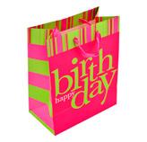 Funda de Regalo Happy Birthday Rosa