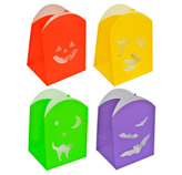 Funda de Papel Decorativa Halloween Set de 4 Piezas