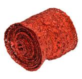 Cinta  Navideña Roja 180cm