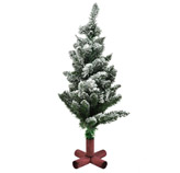 Árbol de Navidad  75cm con 88 Tips