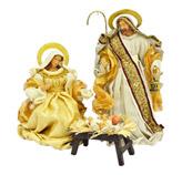 Sagrada Familia Beige 3 Piezas 40cm