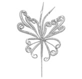 Pick Mariposa Plata 38cm
