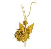 Pick  Flor Oro  20cm