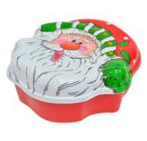 Caja de Plástico Santa Surtidas