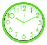 Reloj de Pared Verde Blanco Casa Bella