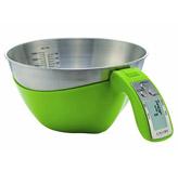 Balanza para Cocina Tazón Digital Verde de 11lb Camry