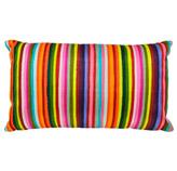 Cojín Multicolor con Rayas 50x30cm