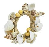 Anillo Porta Servilleta Diseño de Conchas