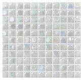 Mosaico Cris Aura White 31.5x31.5cm (0.09)