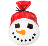 Bolsa Navideña Muñeco de Nieve en Set de 15 Piezas Wilton