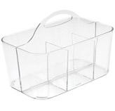 Organizador para Cubiertos Clarity Transparente Interdesing