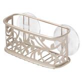Porta Esponja Vine Satín para Baño Interdesign