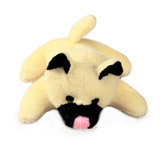 Juguete para Mascota Diseño de Oso