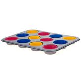 Molde para Cupcake con Pirutines