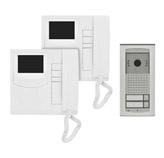 Video Kit para 2 Departamentos Exhito Agora 4+1