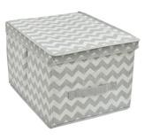 Caja Organizadora con Tapa Home Basic