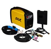 Soldadora Inverter 3+1 Tig+Plasma 220v Silk