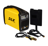 Soldadora Inverter 220 AMP 6500w 110/220v Silk