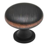 Pomo Pet Negro  3x2.8cm
