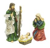 Sagrada Familia Set de 3 Piezas 26cm