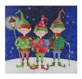 Servilleta de Papel Christmas Trolls 25x25cm 20 Unidades