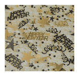 Servilleta de Papel  New Years Eve 33x33cm 20 Unidades