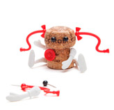 Decorador de Corcho Corkers Monkey