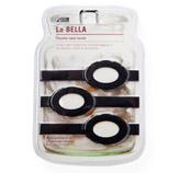 Banda para Etiquetar la Bella Negra 3 Piezas Monkey