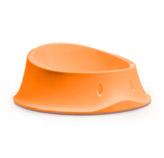 Plato Naranja para Mascota Stefanplas
