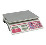 Balanza Digital de 30kg con Pantalla de Precio para  Mostrador Camry