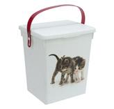 Tacho para Comida de Mascota de 5 Litros