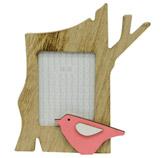 Porta Retrato Pájaro 7x11cm