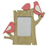 Porta Retrato Pájaro 9x13cm
