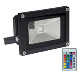 Reflector Led 10W Multicolor con Control