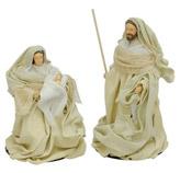 Nacimiento Sagrada Familia 20cm 2 Piezas