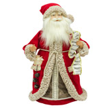 Papa Noel con  Pergamino 50.8cm