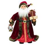 Papa Noel con Regalo 61cm