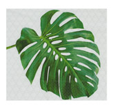Servilleta Monstera 33x33cm