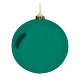 Bola Navideña Verde Brillante 15cm