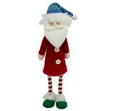 Papa Noel  Parado 34cm