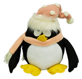 Pingüino con Gorro 25cm