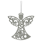 Angel Colgante Plata