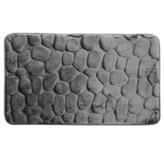 Alfombra Stone Foam Gris 50x70cm