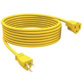Extensión de 1 Servicio 15.2mt Amarilla para Exteriores Stanley