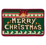 Alfombra de Piso Merry Christmas 40x60cm