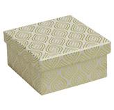 Caja de Regalo Dorada 5x10x10cm